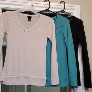 3 Rue 21 shirts